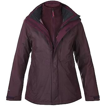 Berghaus Women's Island Peak 3-in-1 Jacket - Winetasting