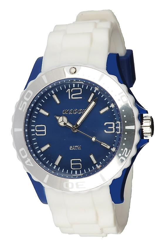 Waooh - Watch MC42 & Blue Bicolor