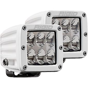 RIGID Industries D-Series PRO Specter-Driving LED - Surface Mount - Pair - White