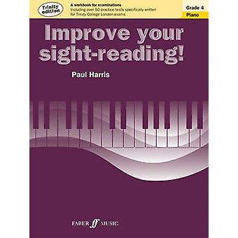 Piano Trinity Edition grad 4 av Paul Harris - 9780571537549 bok