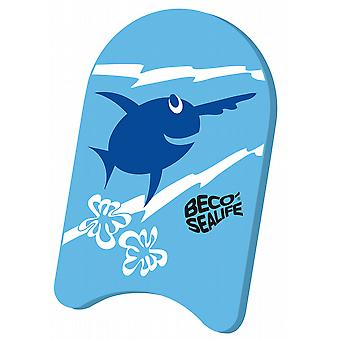 BECO Sealife Junior Kickboard - Blau