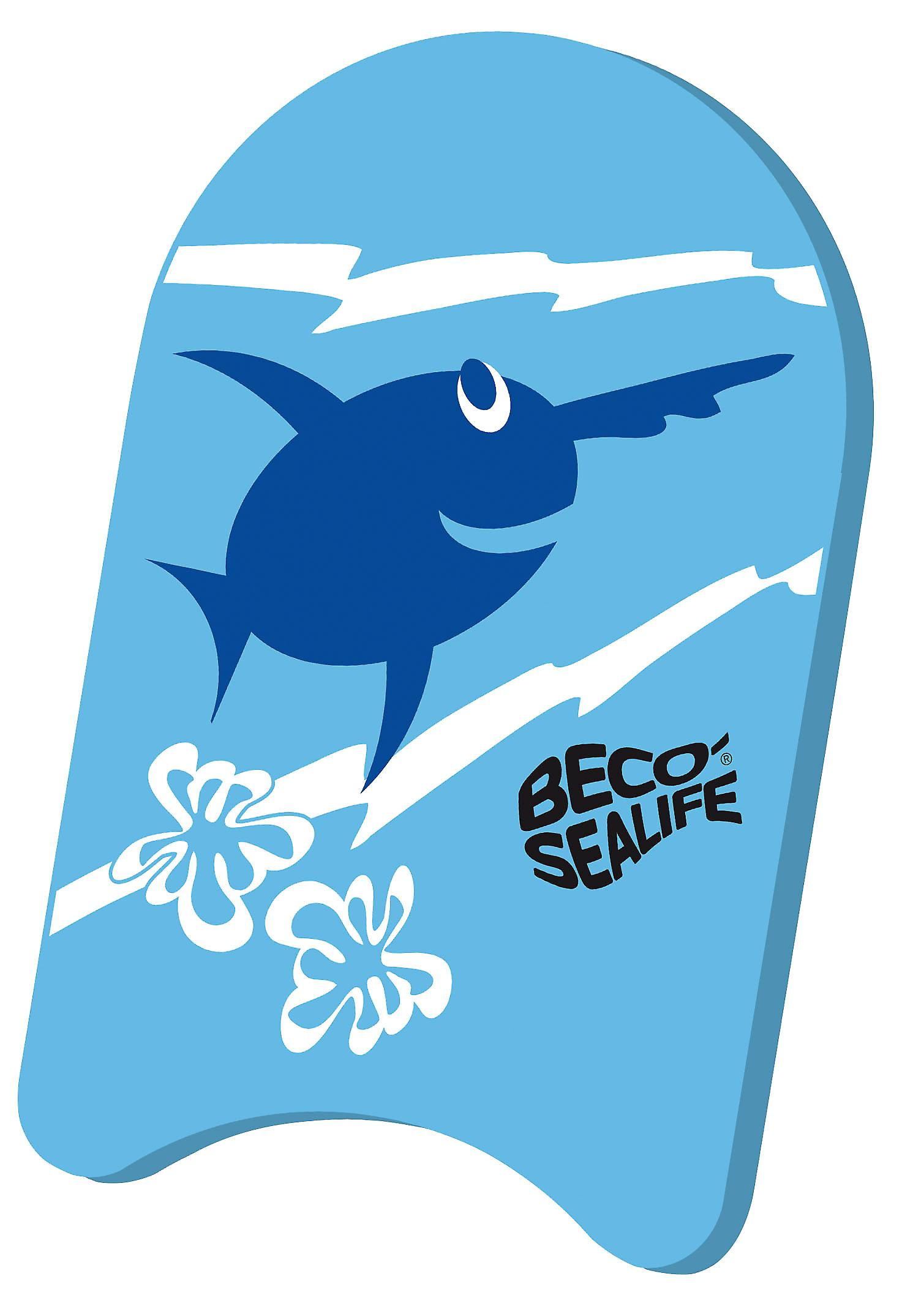 BECO Sealife Junior Kickboard - Blue