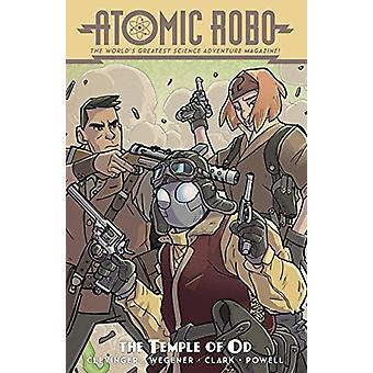 Atomic Robo - Atomic Robo och templet av Od - volym 11 av Brian Cle