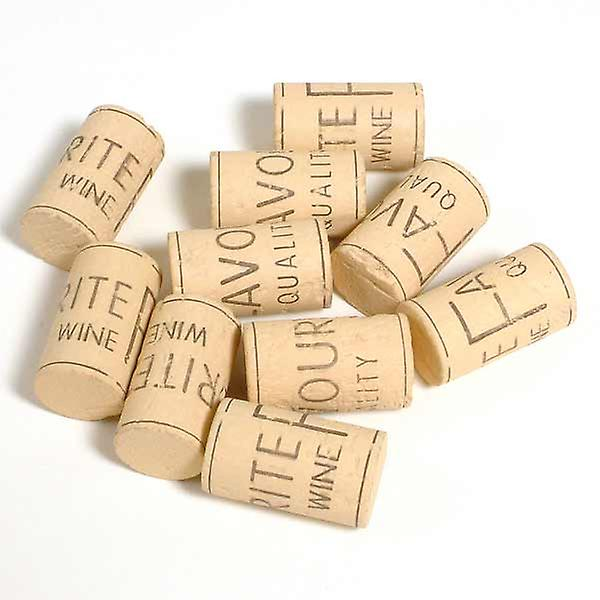 Natural Corks - 1000 pieces