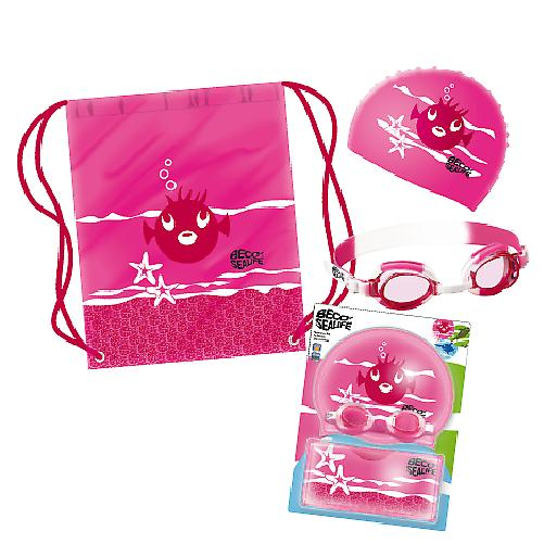 BECO Sealife Swimming Set - Pink