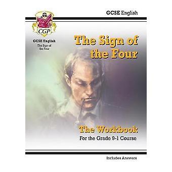 Nuevo grado 9-1 GCSE English - el signo del libro cuatro (incluye