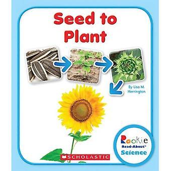 Från frö till planta (Rookie läsa-om vetenskap)