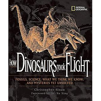 How Dinosaurs Took Flight: The Fossils, the Science, What We Think We Know, and the Mysteries Yet Unsolved (Outstanding Science Trade Books for Students K-12 (Awards))