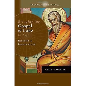 Het evangelie van Luke Bringing to Life