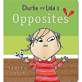Charlie and Lola's Opposites (Charlie & Lola)