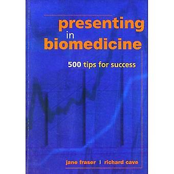 En biomedicina: 500 consejos para el éxito