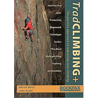 Trad Climbing + (Rockfax Climbing Guide)