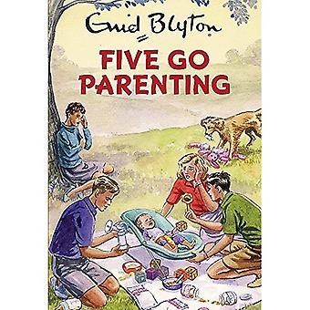 Cinq aller parentales (Enid Blyton pour cultivé Ups)