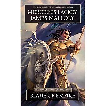 Blade of Empire: Book Two of the Dragon Prophecy (Dragon Prophecy Trilogy)