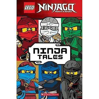 LEGO Ninjago: Ninja cuentos (LEGO Ninjago - maestros de la Spinjitzu)