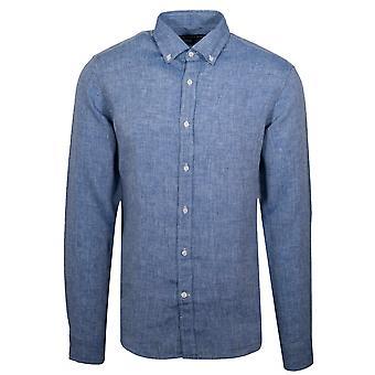 Michael Kors  Michael Kors Blue Lien Shirt