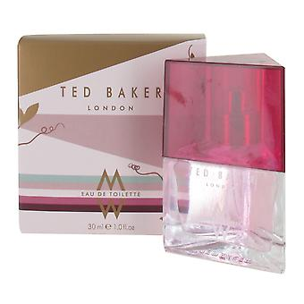 Ted Baker W 30ml Eau de Toilette Spray for Women