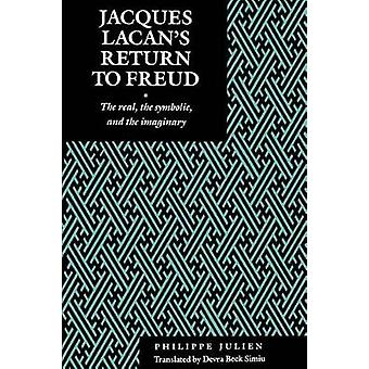 Jacques Lacans Return to Freud The Real the Symbolic and the Imaginary by Julien & Philippe