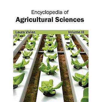 Enciclopedia de ciencias agrícolas volumen III por Vivian y Laura