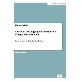 Leitfaden im Umgang mit Burnout fr Pflegedienstleitungen por Ludwig & Marina