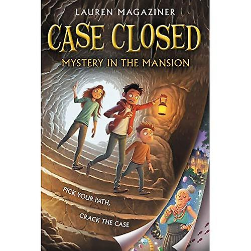 Case Closed #1: Mystery in� the Mansion (Case Closed)