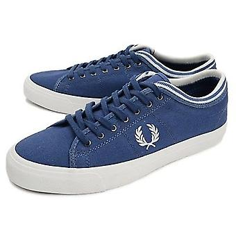 Fred Perry Men's Kendrick Tipped Cuff Canvas Shoes B5210