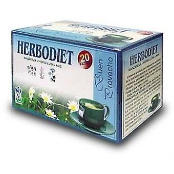 Novadiet Herbodiet Bon Provecho Infusion 20 Sachets