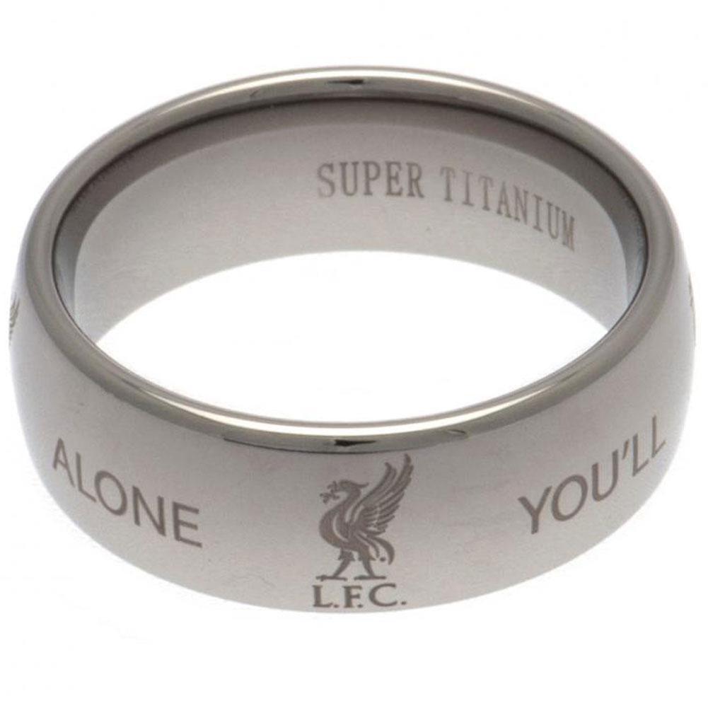 Bague Super titane Liverpool FC