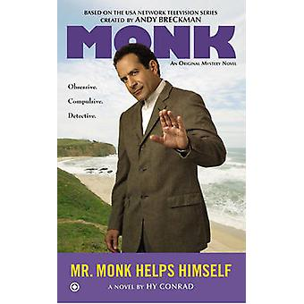 Mr Monk Helps Himself by Hy Conrad - 9780451240941 Book