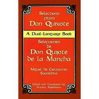 Don Quixote - Selections - Selecciones de Don Quijote de la Mancha  - A