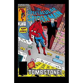 Spider-Man - Tombstone Vol. 1 - Vol. 1 by Gerry Conway - Sal Buscema -