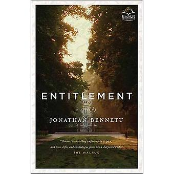 Entitlement by Jonathan Bennett - 9781770410350 Book
