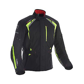 Oxford Black-fluorescente Subway 3,0 giubbotto moto impermeabile