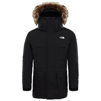 The North Face Black Childrens McMurdo Down Parka