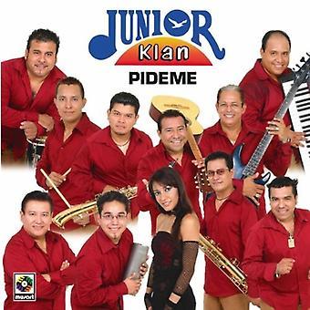 Junior Klan - Pideme [CD] USA importeren