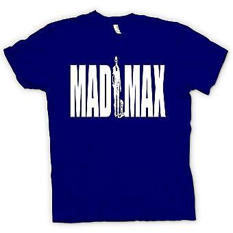 Womens T-shirt - Mad Max - Gibson - Cult Retro Movie