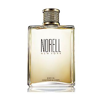 Norell Norell New York Body Oil 8oz/240ml  New In Box
