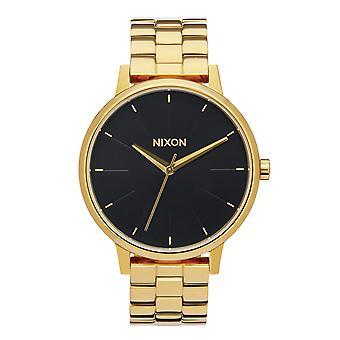 Nixon die Kensington-alle Gold / Schwarz / Sunray (A0992042)