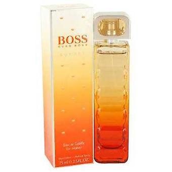 Boss Orange Sonnenuntergang von Hugo Boss Eau De Toilette Spray 2,5 Oz (Frauen) V728-467977