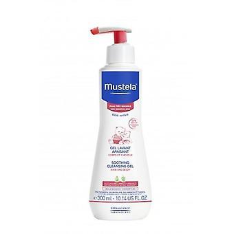 Mustela Soothing Cleansing Gel 300ml