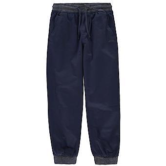 Aucuns peur de garçons ne striées ceinture Chinos pantalon occasionnel Junior Bottoms pantalon Kids