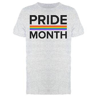 Lgbt Pride Month Lgbt Tee Men's -Image by Shutterstock