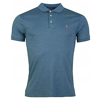 Polo Ralph Lauren Polo Ralph Lauren Short Sleeved Soft Touch Slim Polo Shirt