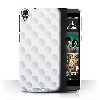 STUFF4 Case/Cover voor HTC Desire 820q Dual/Golf/Sport ballen