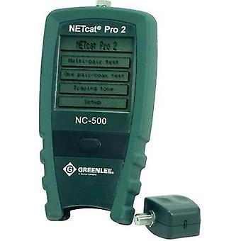 Greenlee NC-500 PRO2 NETcat® Pro Wiring Tester 600 m