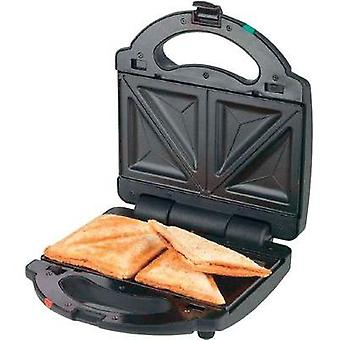 Sandwich maker with exchangeable hobs Korona 47015 Black