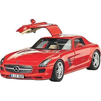 Revell 07100 Mercedes SLS AMG Car model assembly kit 1:24