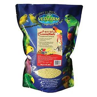 Pappagallo Essentials 350g Vetafarm