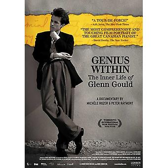 Genius Within The Inner Life of Glenn Gould Movie Poster (11 x 17)