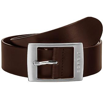 ESPRIT leather belt with buckle Xoctavia 993EA1S902-E248